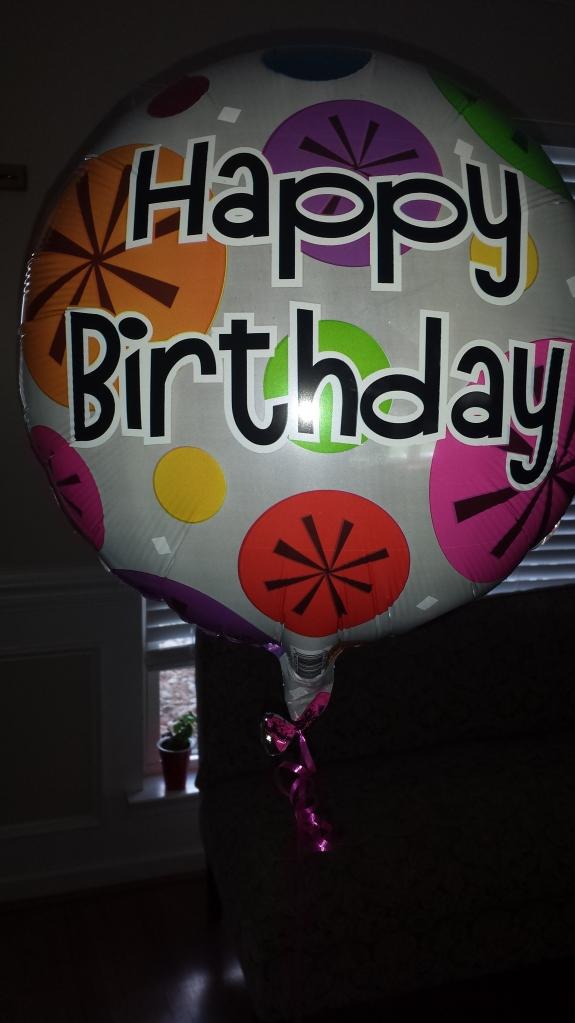 Happy Birthday, Georgia Peach!