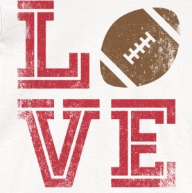 For the love of football!